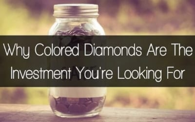 Why Colored Diamonds Are The Investment You're Looking For