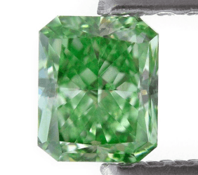 Are Green Diamonds for Investing or Collecting?