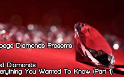 Red Diamonds – Everything You Wanted To Know (Part 1)