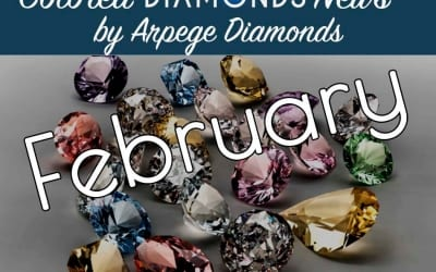 Colored Diamonds News From February 2018!