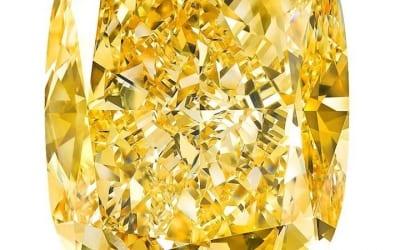 Famous Colored Diamonds: The Golden Empress