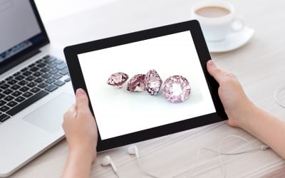 Innovative Concept for Selling Pink Diamonds
