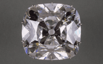 History of Famous Colored Diamonds: The Regent Diamond