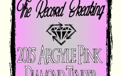 Pink Diamonds and The 2015 Argyle Tender