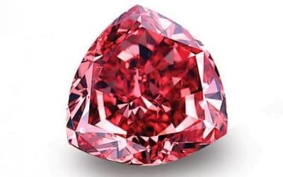 "Arpege Diamonds Presents ""Famous Diamonds, Moussaieff Red"""