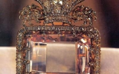 Famous Diamonds: The Darya-ye Noor