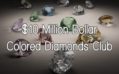 You Won't Believe How Much These Colored Diamonds Are Worth!