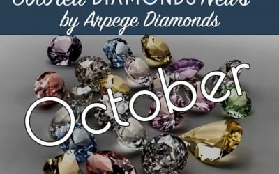 Colored Diamond News From October 2017