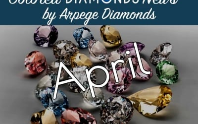 Colored Diamonds News From April 2017