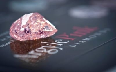 Famous Pink Diamonds: The Argyle Pink Jubilee