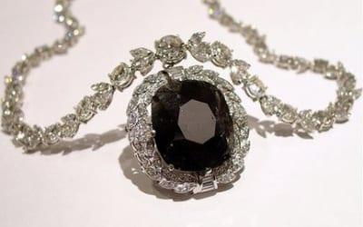 "Arpege Diamonds Presents ""Famous Diamonds, The Black Orlov"""