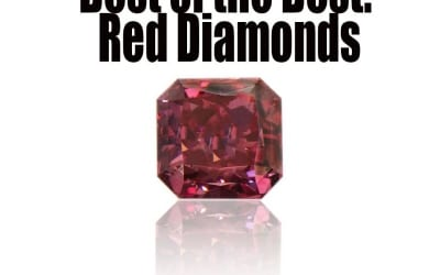 Best of the Best: Red Diamonds