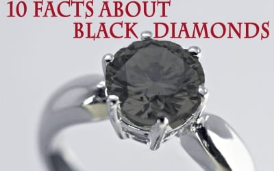 10 Facts About Black Diamonds