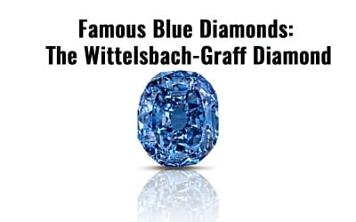 Famous Blue Diamonds: The Wittelsbach-Graff