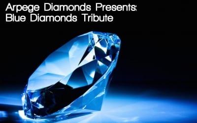 The Arpege Tribute to the Brilliant Blue Diamonds (Part 1)