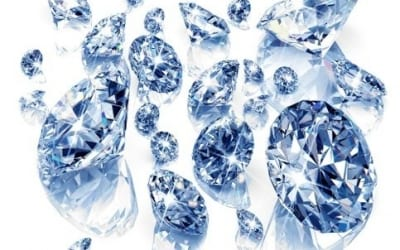 Back to Back Record Breaking Blue Diamonds