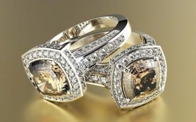 Trend Alert: Champagne Diamonds & Cognac Diamonds
