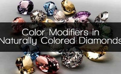 Color Modifiers in Fancy Colored Diamonds: How Do They Affect Value?