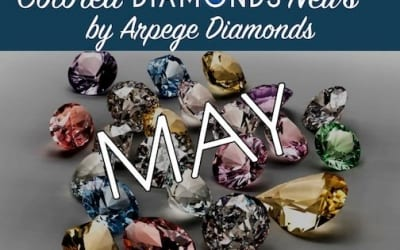 Colored Diamonds News From May 2018