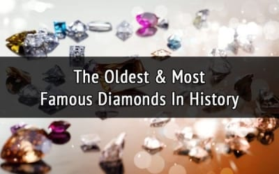 The Oldest & Most Famous Diamonds In History