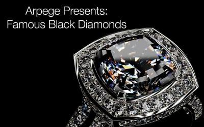 Three Famous Black Diamonds