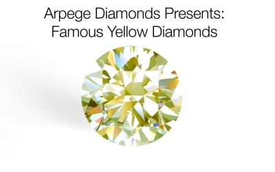 The Most Famous Yellow Diamonds in the World