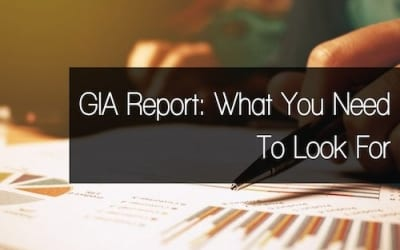 GIA Report: What You Need To Look For