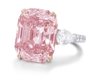 The Graff Pink: Why This Pink Diamond Is Extraordinarily Special