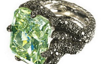 Arpege Diamonds Presents: TheGruosi Green Diamond