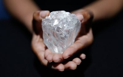 Top 5 Largest Diamonds In The World