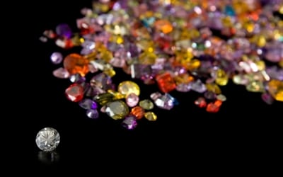 Trend Alert: Loose Colored Diamonds as Alternative Investments