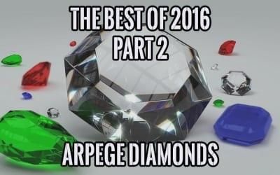 Arpège Diamonds Presents: Best Of 2016 Purple Diamonds & More Part 2