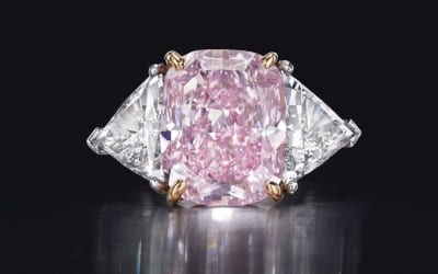 Florida Couple Wins as Pink Diamond Prices Soar