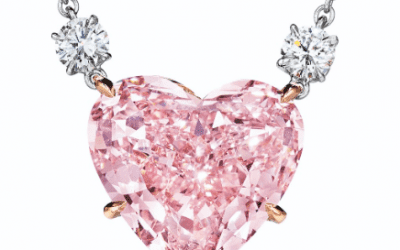 Investing In Pink Diamonds For Valentine's Day