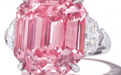 Pink Diamonds Show Largest Growth of Colored Diamonds