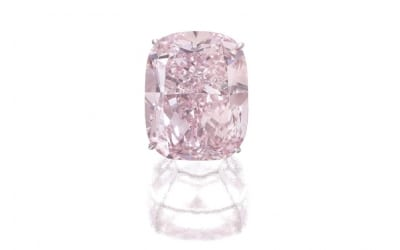 Could The Raj Pink Be A Threat To Current Pink Diamond Record Holders?