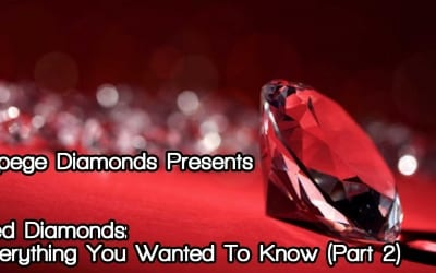 Red Diamonds – Everything You Wanted To Know (Part 2)