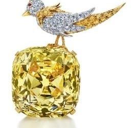 Arpege Diamonds Presents Famous Yellow Diamonds: The Tiffany Yellow