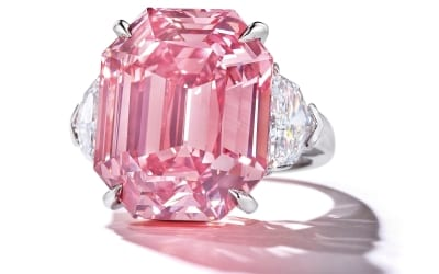 The Pink Legacy: Another Record Shattering Pink Diamond