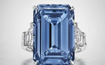 The 7 Highest Auction Prices Paid For Colored Diamonds In The Last 7 Years