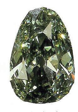 Dresden Green Diamond