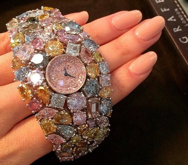 Graff Diamond Watch